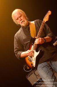 Jimmy Herring. Photo by Ian Rawn.