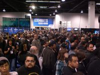 NAMM Crowd
