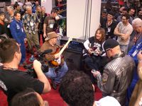 Johnny Hiland and Dave Larue
