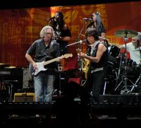 Eric Clapton and Jeff Beck - Crossroads Guitar Festival 2010