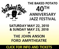 The Baked Potato 40th Anniversary Jazz Festival