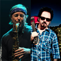 Bill Evans and Steve Lukather