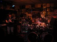 Chris Poland and Kofi Baker @ The Baked Potato