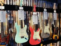 Fender Custom Shop Strats