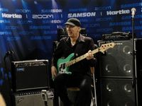 Billy Sheehan @ Samson