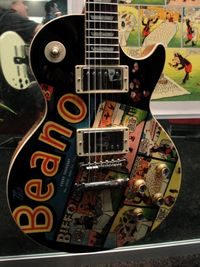 Gibson Beano Finish Les Paul