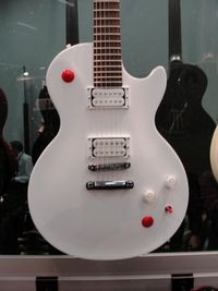 Buckethead Model Les Paul