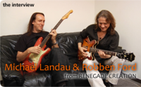 Michael Landau and Robben Ford