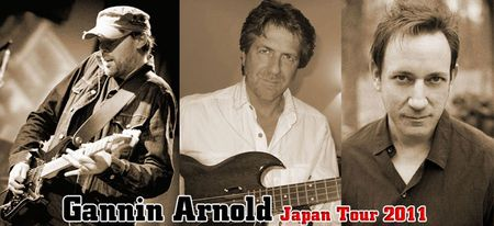 Gannin Arnold Japan Tour 2011
