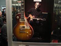 Gibson Eric Clapton Beano Model Les Paul