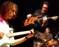 Scott Henderson, Jeff Berlin, Mike Clark