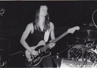 Steve Morse 1978. Photo by Clara Erickson