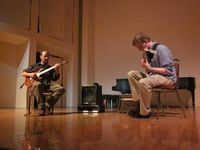 Matt Warnock and Tyler Ross Perform at the College of Charleston