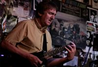 Allan Holdsworth @ The Baked Potato. Photo by Alex Kluft