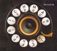 Jeff Richman and Chatterbox - The Line Up