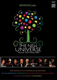Abstract Logix Live! - The New Universe Music Festival 2010 DVD