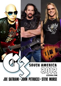 G3 2012 - South America